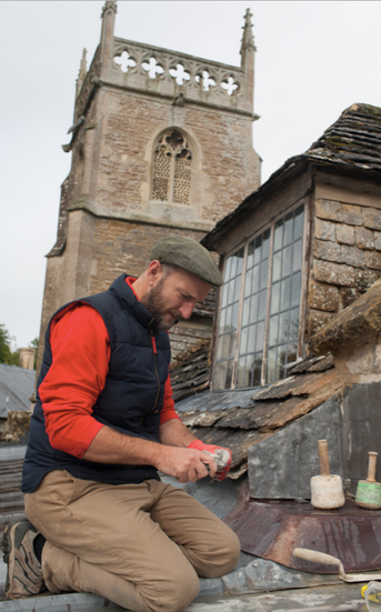 Repairs to Lydiard Tregose Church