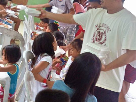 Christmas Feeding Program