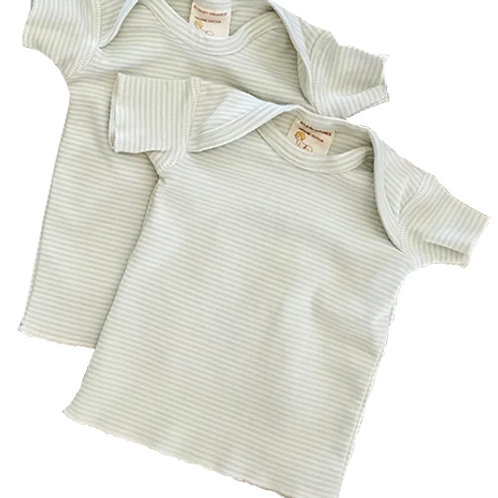 Organic Cotton Infant Baby Tees