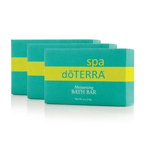 doTERRA Moisturizing Bath Bar 3 Pack