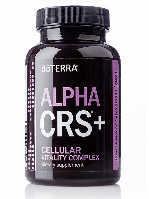doTERRA Alpha CRS Cellular Complex 120 Capsules