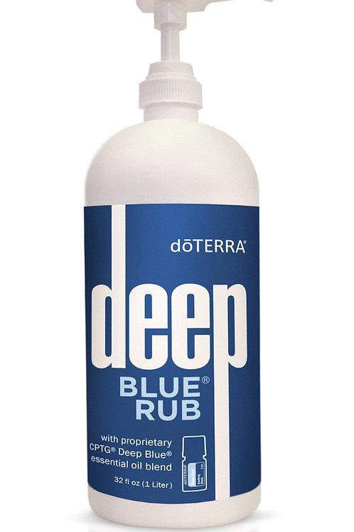 doTERRA Deep Blue Muscle Rub 32 oz Pump Bottle