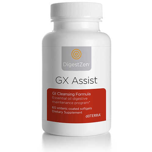 doTERRA GX Assist GI Cleansing Blend 60 Capsules