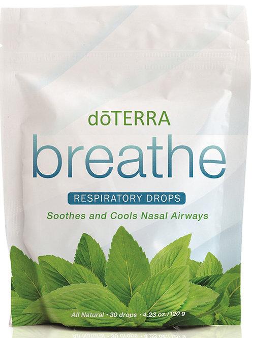 doTERRA Breathe Natural Respiratory Drops 30 Count