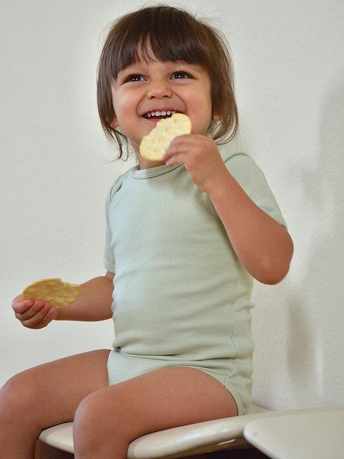 Organic Cotton Baby Bodysuit Onesie