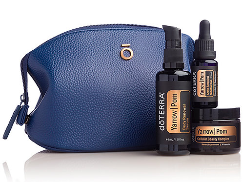 doTERRA Yarrow POM Travel Collection LIMITED