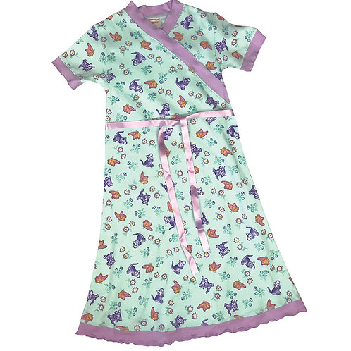 Organic Cotton Toddler Playdress Gown