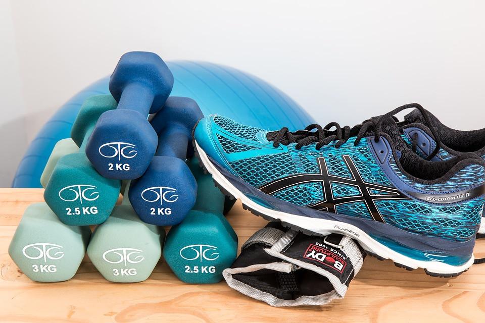 Fitness für Morbus Parkinson, Trainingsequipment, Trainingstherapie