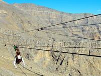 The World's Longest Zipline