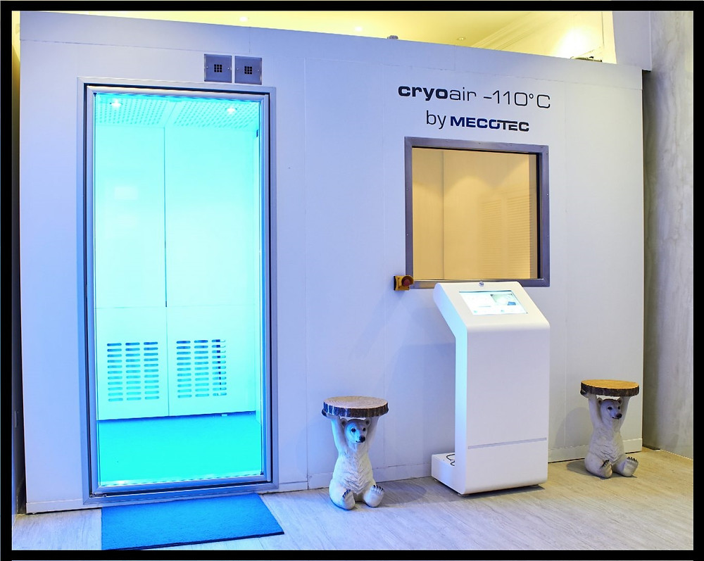 The Whole Body Cryo-chamber.