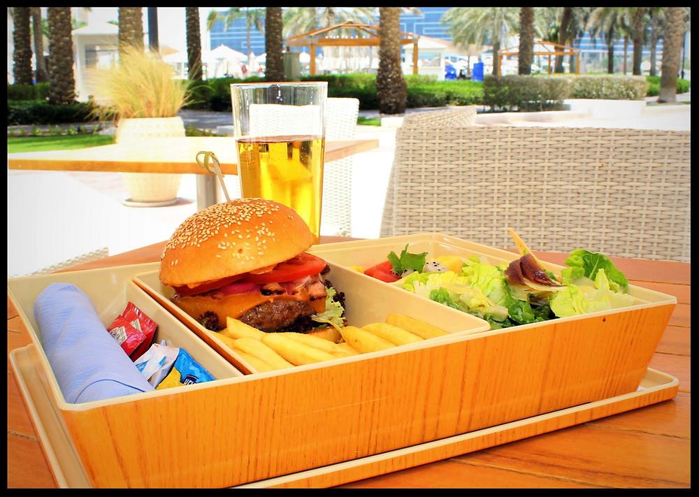 Al Fresco Restaurant Lunch In A 'Box'