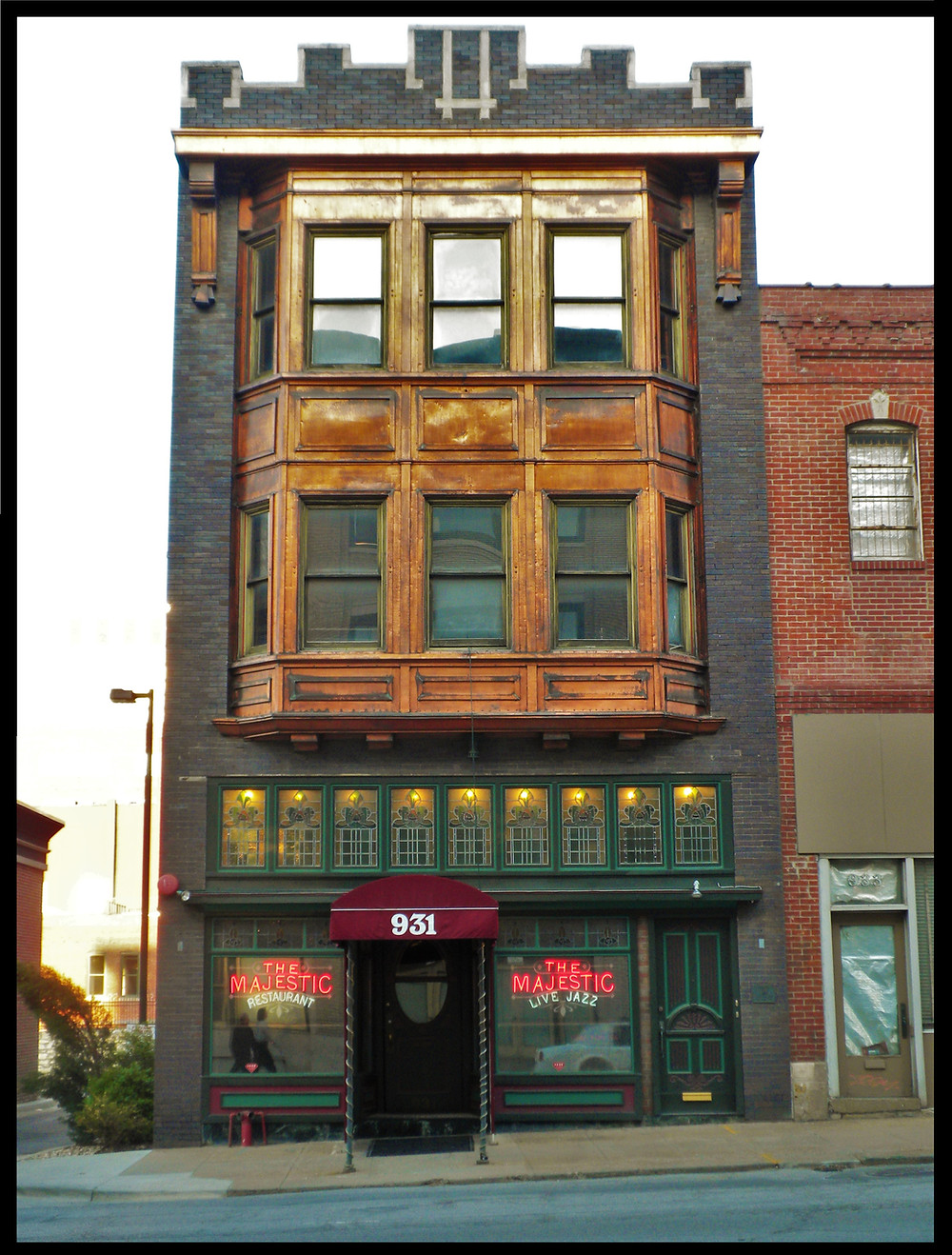The Fitzpatrick Saloon Building - Kansas City