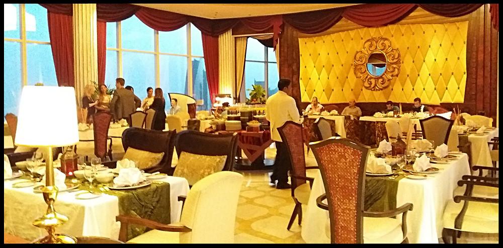 Iftar in the Sky - St. Regis Abu Dhabi