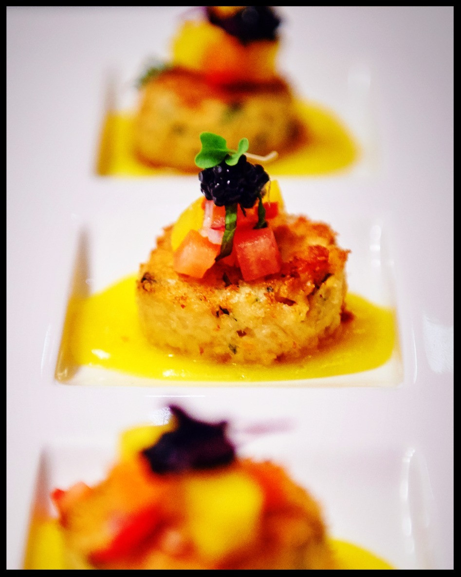The Exchange Grill - Crab Cake