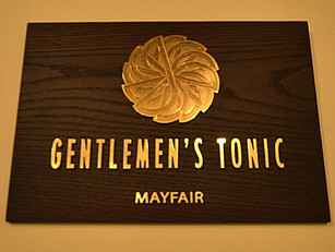 Gentlemen's Tonic at Emirates Palace Spa