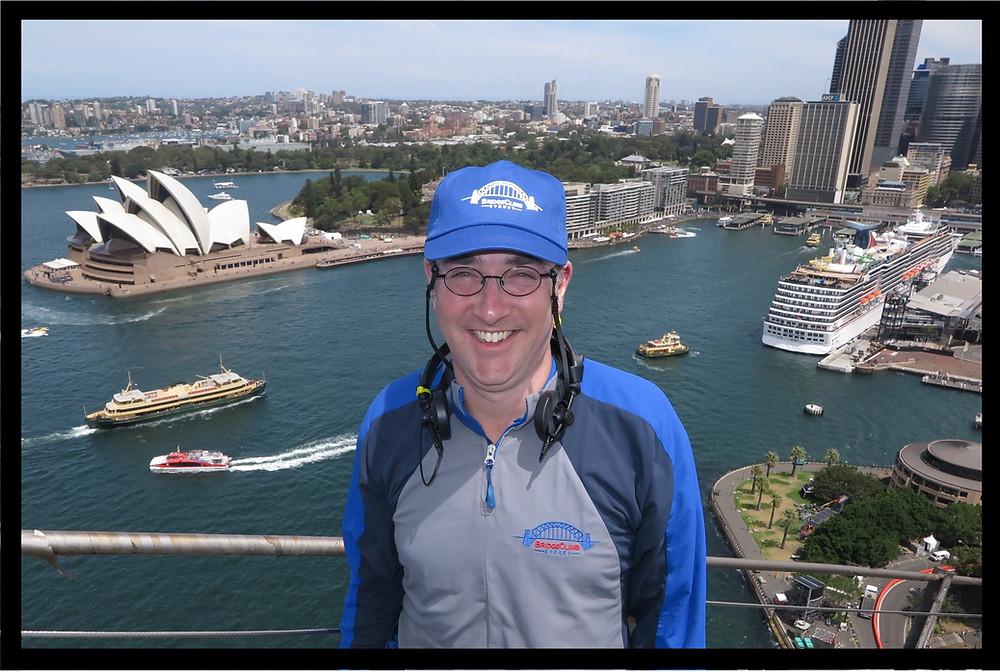 BridgeClimb Sydney - At The Top