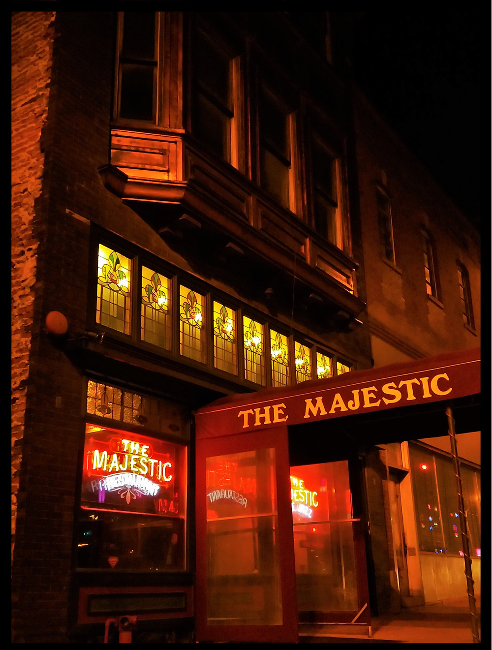 The Majestic Restaurant & Jazz Club - Kansas City