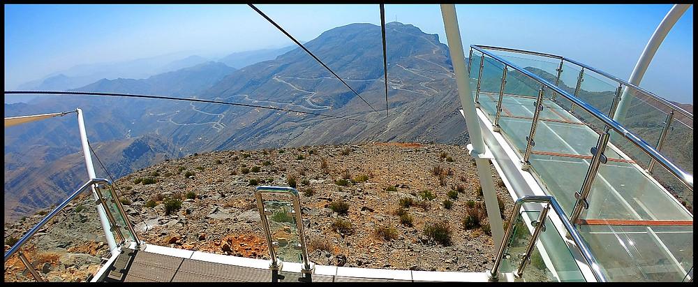 Jebel Jais Flight - Platform 1
