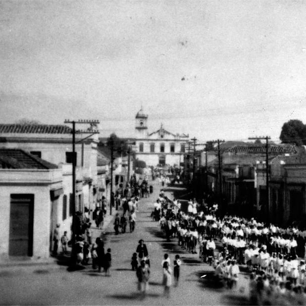 10. Atual Rua d. Pedro II, antiga Rua Di