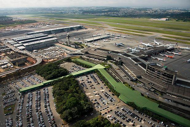 34. Aeroporto - transporte de passageiro