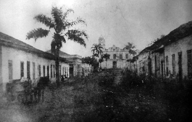 2. Antiga Rua Direita, atual rua d. Pedr