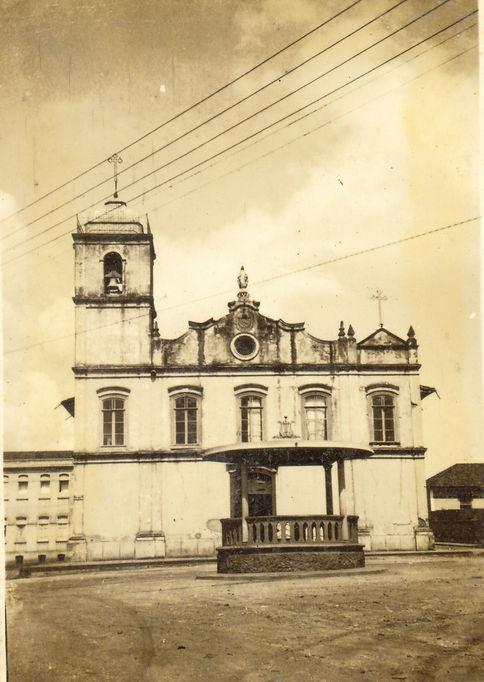 14. Igreja Matriz (1929). Arquivo, Cated