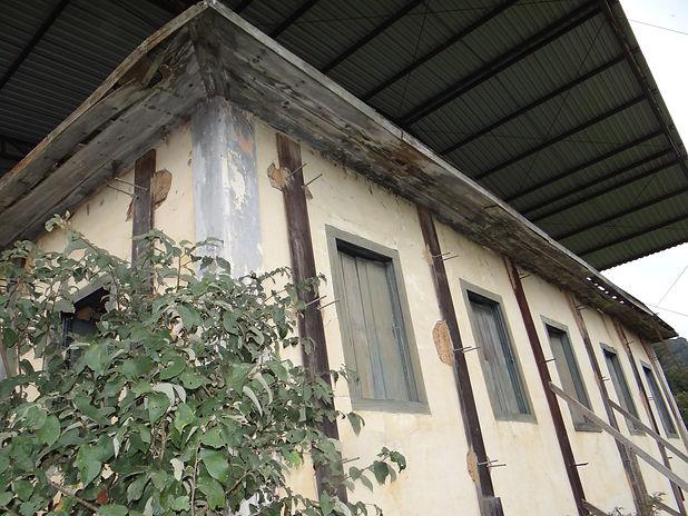 38. Atual Casa da Candinha em restauro,