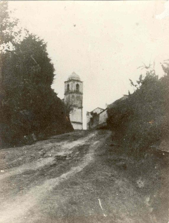 1. Antiga ladeira da Igreja Matriz, 1925