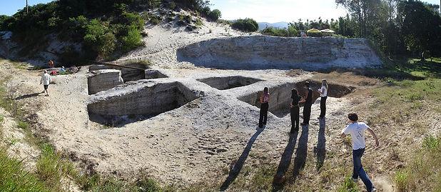 14. Escavação de Sambaqui Laguna, 2009.