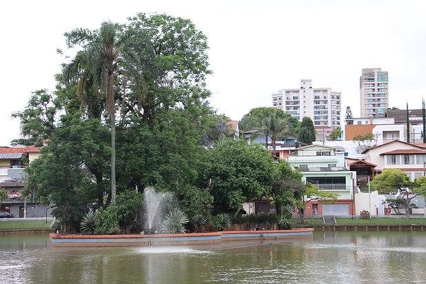 5. Lago da Vila Galvão, 2021, Julia Fern