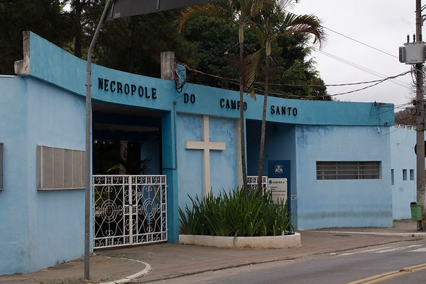 79. Cemitério Vila Rio, 2020. Celi Perei