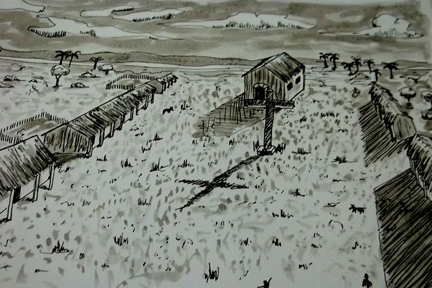 9. Ilustra__o modelo de aldeamentos jesu