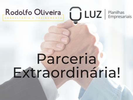 Uma parceria Extraordinária!