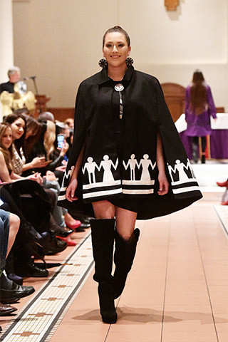 Design by Native American Stacey Mitchell