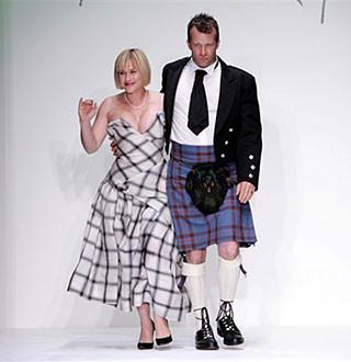 Patricia Arquette and Thomas Jayne