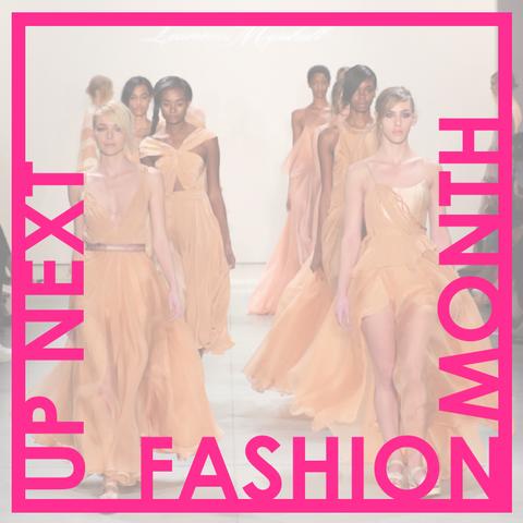 New York & Paris Fashion Week