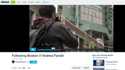 Following Boston