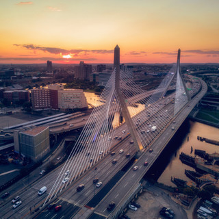 Zakim bridge, Boston