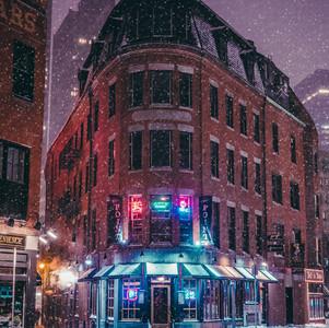 Boston Snowapocalypse