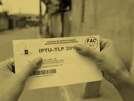 Contribuinte receberá de volta IPTU pago antes de entrega de imóvel