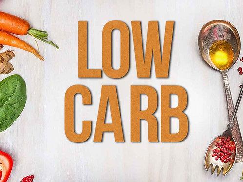 Kit Low Carb 10 unidades