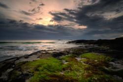 Sunset Blimsanden
