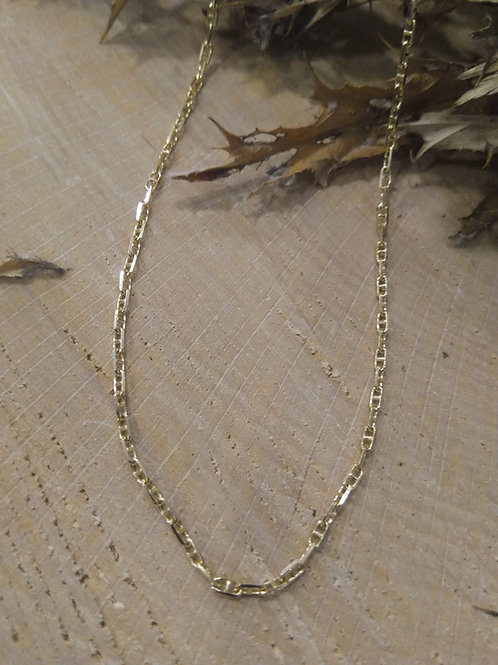 Cadena Oro 1ªley 45cm