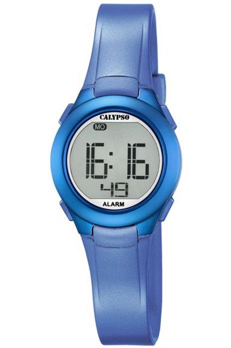 Reloj Calypso Azul digital