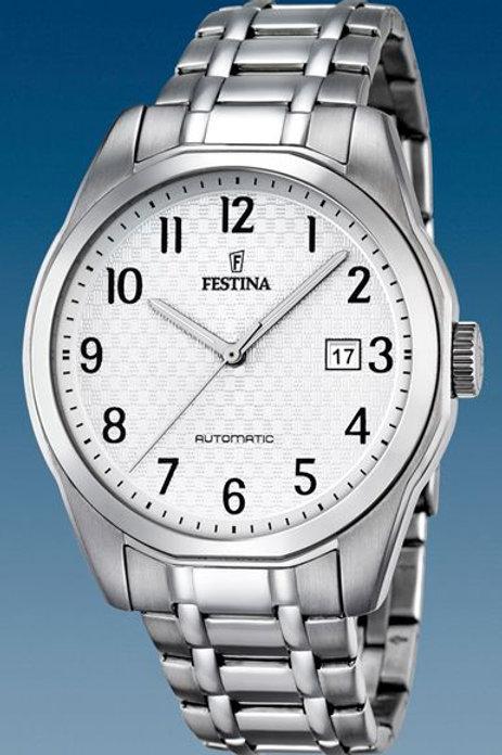 Reloj Festina Caballero Automatico