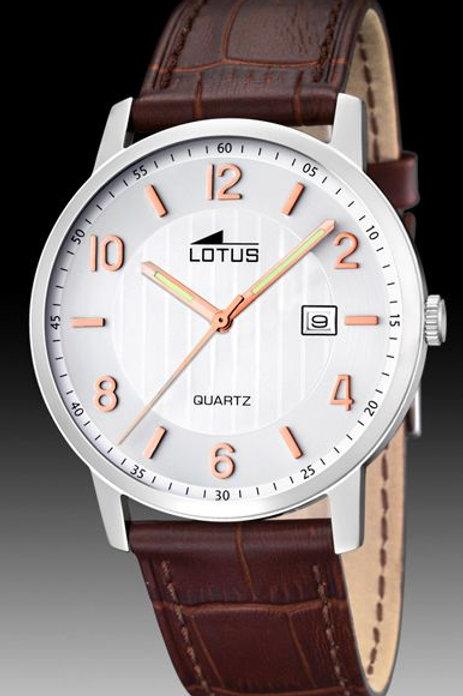 Pareja relojes Lotus
