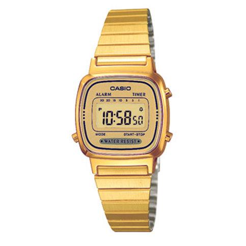 Reloj Casio Mini Vintage Dorado