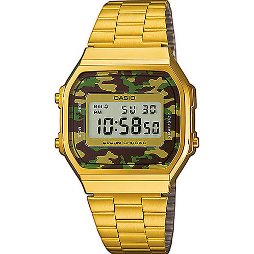 Reloj Casio Digital Dorado