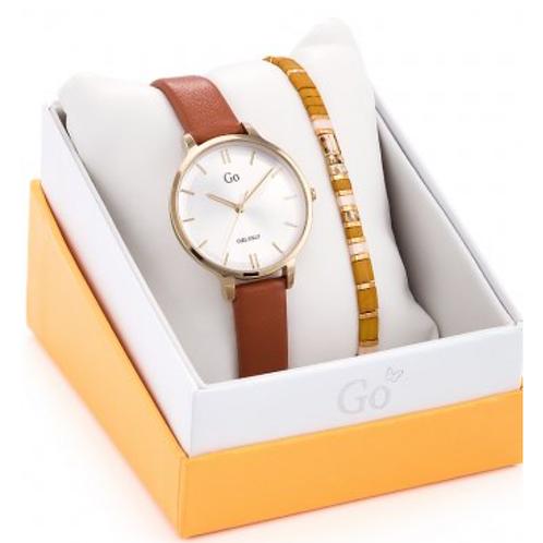 Reloj Go  Girl y pulsera.