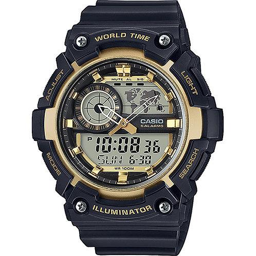 Reloj analógico y digital Casio